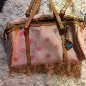 Authentic Dooney & Bourke purse used